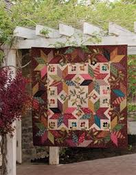 Kim Diehl ePatterns: available for the first time! - Stitch This ... & Mocha Stars quilt by Kim Diehl Adamdwight.com
