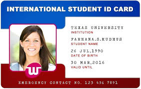 pro Id Student Homeschool Untitled Cards Identification Template Card –