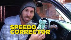 speedo corrector speedo corrector