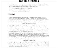 Career Objective Resume Teaching Objective Resume Resume Objective For Teacher Best Sample
