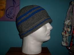 Mens Crochet Beanie Pattern Fascinating Simple Men's Beanie Hat