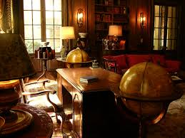 manly office. Manly Office. Office/library At The Swan House Office D T