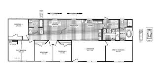 stunning 60 1470 mobile home floor plan decorating