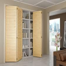Bifold Door Alternatives Louvered Door Alternative Image Of Bifold Closet Door
