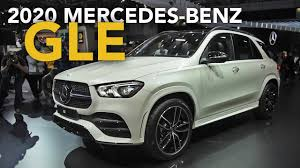 2020 mercedes benz gle first look 2018 paris motor show
