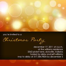 holiday party invitations event and wedding planning by prospect prospect