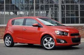 All Chevy chevy cars 2012 : 2012 Chevrolet Sonic LTZ - Autoblog