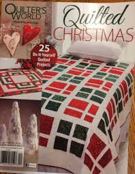 Quilted Christmas... A New Annie's Publication! And Check Out That ... & The magazine is available at JoAnn Stores and through Annies Online. There  are lots of other wonderful Christmas Projects in the magazine. Adamdwight.com