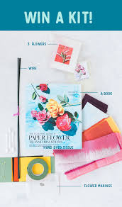 The Exquisite Book Of Paper Flower Transformations How To Make An Eden Rose The House That Lars Built