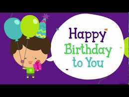 Happy Birthday Song Happy Free For Kids Ecards