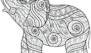 Challenging Coloring Pages For Adults Difficult Books