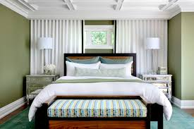 Bedroom interior Beautiful The Master Bed Fills The Space Under The Gables On The Top Floor Drapery Doubles As Head Board Making The Bed The Focal Point In The Space Jane Lockhart Interior Design Bedrooms Jane Lockhart Interior Design