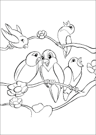 Free Printable Bird Coloring Pages Printable Bird Coloring Pages