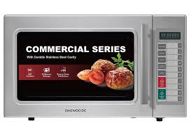 ft stainless steel commercial countertop microwave oven microwaves kitchen products