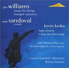 john williams kevin kaska ron feldman london symphony orchestra  john williams trumpet concerto featuring arturo sandoval