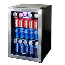 mini beverage refrigerator