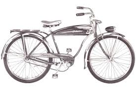 Schwinn Bike Computer Tire Size Chart The Schwinn Panther 1950 To 1970