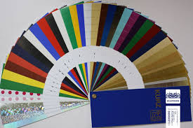 Kurz Stamping Foil Germany Luxor Alufin Colorit