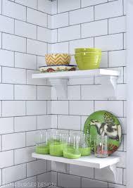 no grout glass tile backsplash