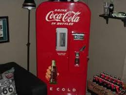 1950 Vendo 39 Coca Cola Vending Machine Awesome Classic CocaCola Vendo 48 Soda Coke Vending Machine Of Late 48's