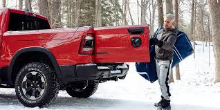 New Ram Multifunction Tailgate Adds Utility, Maintains Strength