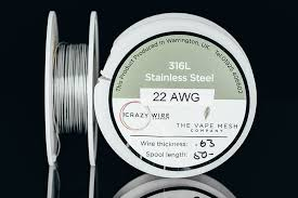 24 Gauge Kanthal Build Chart Vape Wires Kanthal Nichrome Stainless Steel And More