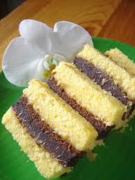 Tasty Indonesian Food Lapis Surabaya Ekonomis