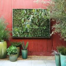outdoor wall planters terrarium design outdoor wall planter wall planters rectangle design big design with many