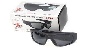 Обзор очков со встроенной видеокамерой <b>X</b>-<b>TRY XTG200 HD</b> ...