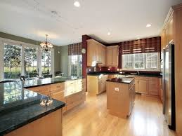 Light Wood Kitchen Light Wood Floors And Kitchen Cabinets Light Cherry Wood Kitchen