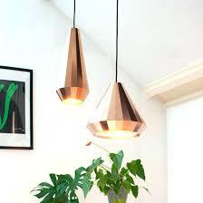 copper pendant lights white and copper pendant light shade