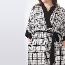 Kimono Robe Pattern Stunning Suki Kimono PDF Pattern Helen's Closet