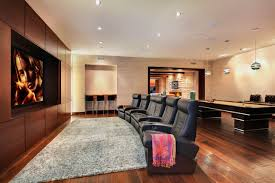 theatre room lighting. 10 Best Home Theater Room Ideas: Ideas With Recessed Lighting Also Beige Theatre