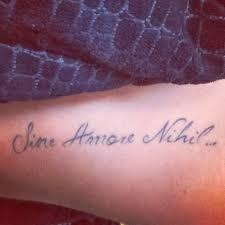 Vanillia Spirit My Tattoos