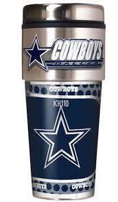 All products christmas coffee mug cowboy cowgirl. Dallas Cowboys Coffee Mug Travel Tumbler Cup Nfl Metall