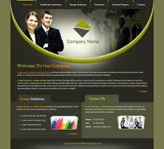 Website Design Templates Different Types Of Websites 13
