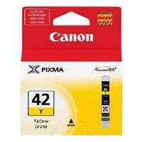 <b>Canon CLI</b>-<b>42Y</b> (6387B001) Картридж оригинальный <b>желтый</b> ...