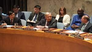 غوتيريس يحذر من مخطط الضم قبيل اجتماع مجلس الأمن