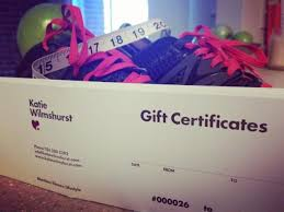 Customized Gift Certificates Customized Gift Certificates Available Email Me Info