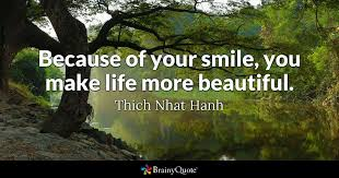 Quotes Of Beautiful Smile Best Of Smile Quotes BrainyQuote