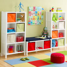 Kids Bedroom Shelving Bookcases Childrens Rooms Minimalist Yvotubecom