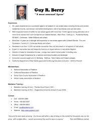 Estate Agent Sample Resume Cool Resume Property Management Resume Example Unique Eal Estate Agent