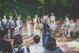 Bohemian Big Sur Wedding Ruffled