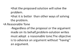 problem solution essay slide show 5