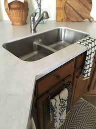 solid surface countertops. Allen Roth Solid Surface Countertop Review, Faux Marble, Marble Alternative, Inexpensive Countertops