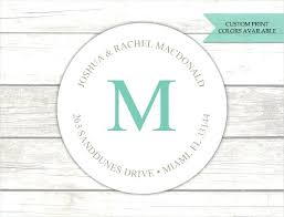 Label Templates Free Magnificent Monogram Label Template Free Make Attractive Letters With The Return