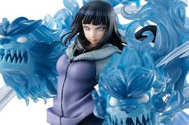 Megahouse Reveals Next Figure in Their Naruto Gals Line of Hinata