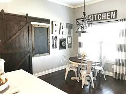 farmhouse dining rooms farmhouse dining room decor with a gallery wall farmhouse chic dining room table