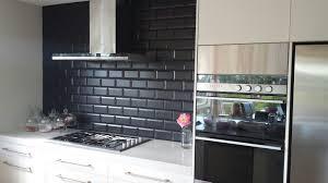 European Kitchen Gadgets Metro Black Wall Tile Tiles From Mountain Clipgoo