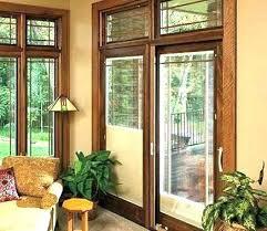 wood sliding patio doors. Wood Patio Doors Repair Sliding Door